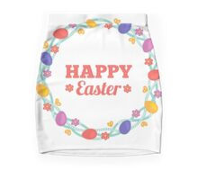 Happy Easter Day Mini Skirt