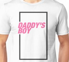 DADDY'S BOY Unisex T-Shirt