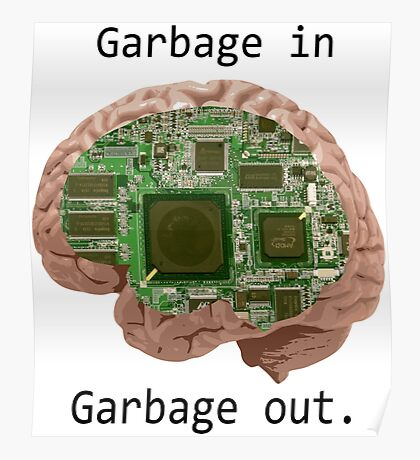 Garbage in Garbage out Poster