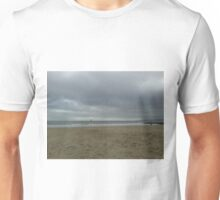 Sea View Sailing Home Cloudy Sky Unisex T-Shirt