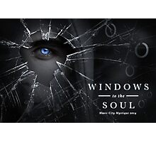 Windows to the Soul Photographic Print