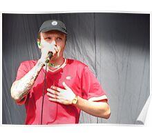Ben Barlow at Leeds Fest 2015 #1 Poster