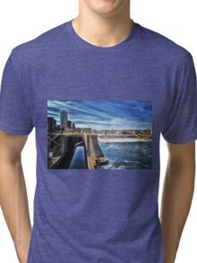 Minneapolis 18 Tri-blend T-Shirt
