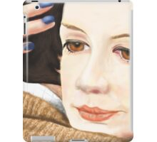 Amy Pond and the 11th Doctor iPad Case/Skin