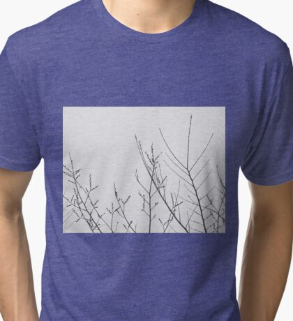 Tree Buds Tri-blend T-Shirt