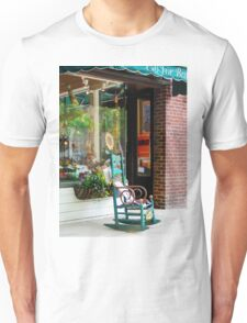 Princeton NJ - Rocking Chair by Boutique Unisex T-Shirt