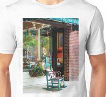 Princeton NJ - Rocking Chair by Boutique Unisex T-Shirt