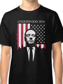 Frank Underwood 2016  Classic T-Shirt
