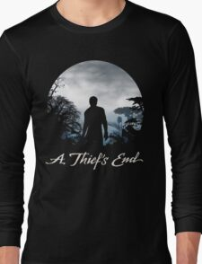 Uncharted 4 Long Sleeve T-Shirt