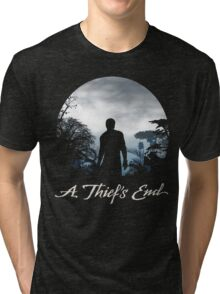 Uncharted 4 Tri-blend T-Shirt