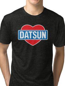 Datsun Love Tri-blend T-Shirt