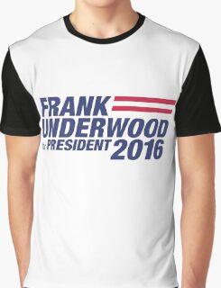 Underwood Logo 2016 Graphic T-Shirt