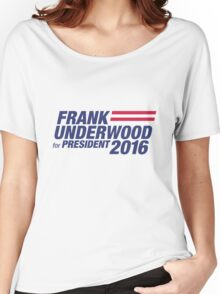 Underwood Logo 2016 Women's Relaxed Fit T-Shirt