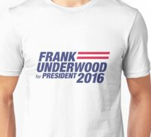 Underwood Logo 2016 Unisex T-Shirt