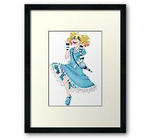 The Powerpuff Girls - Bubble ! Framed Print