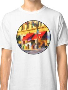 Rutland VT - Corner or Center and Merchant  Classic T-Shirt