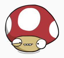 Twitchy Mushroom Kids Tee