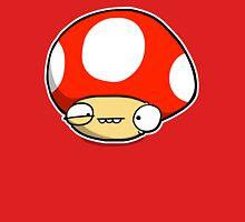 Twitchy Mushroom Unisex T-Shirt