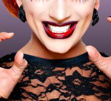 Bianca Del Rio - Face Sticker