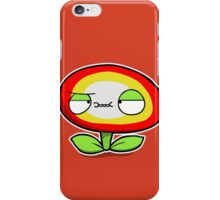 Sexy Fire Flower iPhone Case/Skin