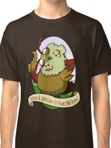 Would you like to hurrrr that again...? Classic T-Shirt