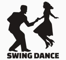 Swing dance One Piece - Short Sleeve