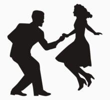 Swing dancing One Piece - Long Sleeve