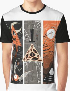 ...Spooky Bill... Graphic T-Shirt