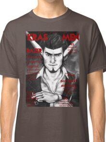 Razer Cover Kras Men Magazine Classic T-Shirt