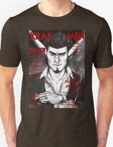 Razer Cover Kras Men Magazine Unisex T-Shirt