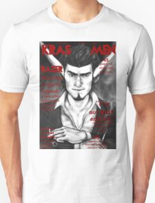 Razer Cover Kras Men Magazine Unisex T-Shirt