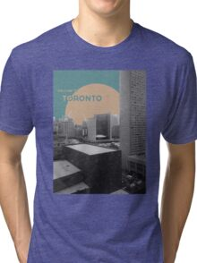 Welcome to Toronto! Tri-blend T-Shirt