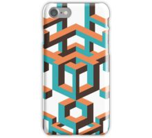 Impossible composition iPhone Case/Skin