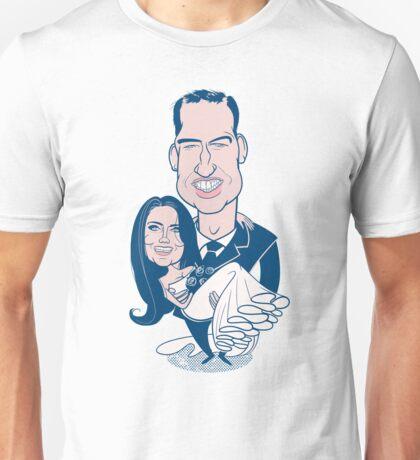 The Royal Wedding Unisex T-Shirt