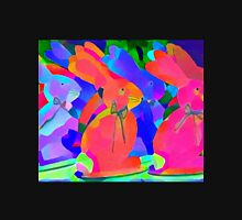 Parade of the Psychedelic Bunnies Unisex T-Shirt