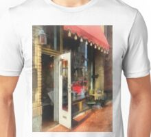 Norwalk, CT - Tea Room in SoNo Unisex T-Shirt