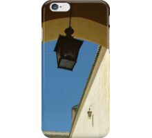 Cresset on the wall iPhone Case/Skin