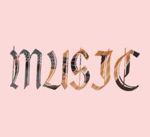 Music Baby Tee