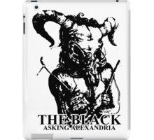 Asking Alexandria The Black Monsters Seurious iPad Case/Skin