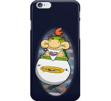 Joyriding dad's clown car iPhone Case/Skin
