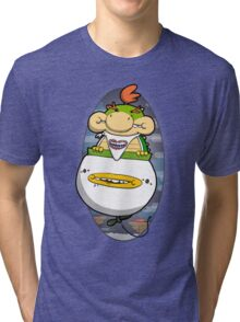 Joyriding dad's clown car Tri-blend T-Shirt