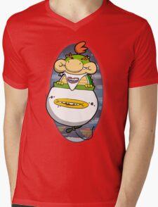 Joyriding dad's clown car Mens V-Neck T-Shirt