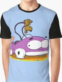 Prut prut the car Graphic T-Shirt