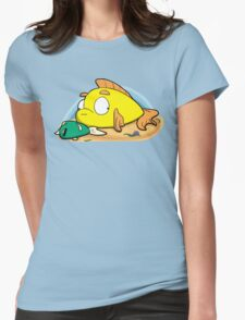 Ferdie Fesh Womens Fitted T-Shirt