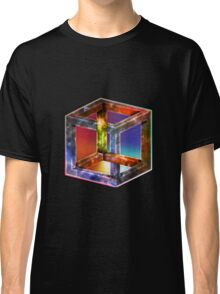 Best Impossible Cube - VERY HIGH RESOLUTION Classic T-Shirt