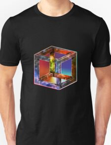 Best Impossible Cube - VERY HIGH RESOLUTION Unisex T-Shirt