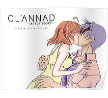 clannad custom Poster