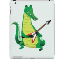 Crocodile Rock iPad Case/Skin