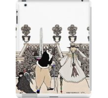 The Driving of Cupid From the Garden iPad Case/Skin