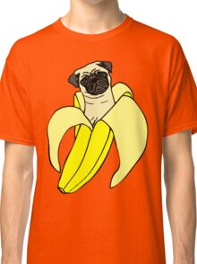 banana pug Classic T-Shirt